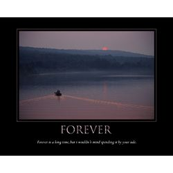 Personalized Forever Art Print