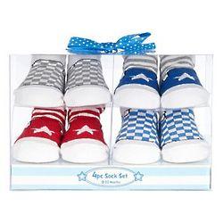 Sneaker Baby Socks Set