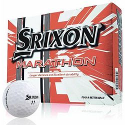 Marathon Personalized Golf Balls
