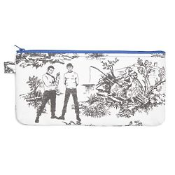 Star Trek Toile Zippered Bag