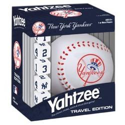 New York Yankees Yahtzee