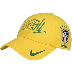 Nike Brazil Gold 2010 World Cup Core Hat