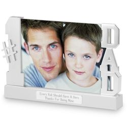 Dad Float Frame
