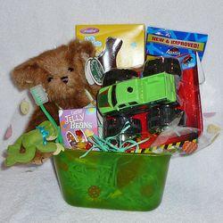 Bear Truckin' Gift Basket