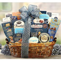 Million Thanks Gourmet Gift Basket