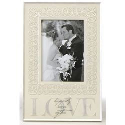 Wedding Romance Picture Frame