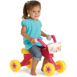 John Deere Pink Little Rider Toy
