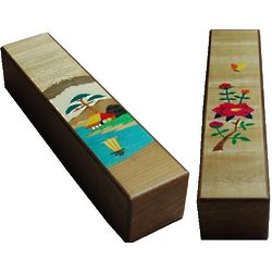 9 Sun 7 Steps Sansui Japanese Puzzle Box
