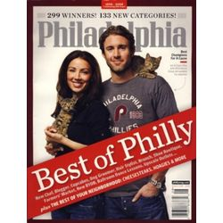 Philadelphia Magazine 12-Issue Subscription
