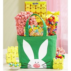 Easter Bunny Treats Tote