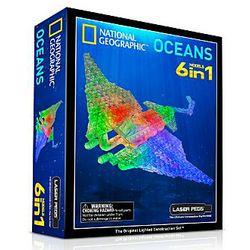 Ocean Laser Pegs Model Kit