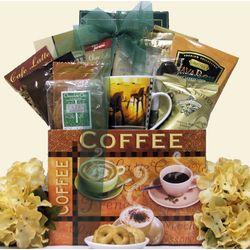 Jumpin' Java Medium Gourmet Coffee Gift Basket