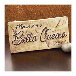 Bella Cucina 5x11 Canvas