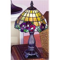 Tiffany Style Condolence Lamp