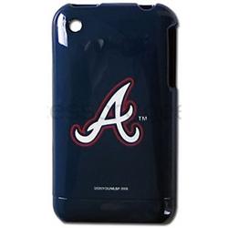 Atlanta Braves MLB iPhone 3G/3Gs Hard Plastic Case