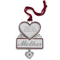 Mother Christmas Ornament Gift