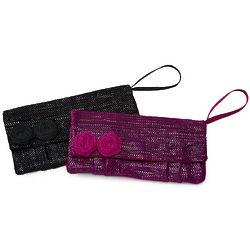 Handmade Cassette Tape Clutch