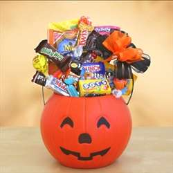 Happy Halloween Spooky Pail of Treats