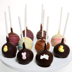 Easter Celebration Cake Pops