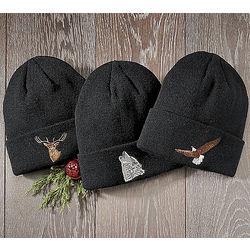 Wildlife Knit Hat