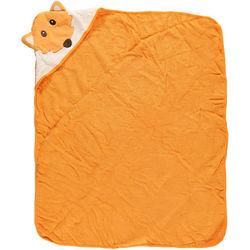 Fox Pup Hooded Towel