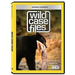 Wild Case Files DVD