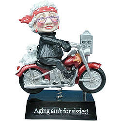 Aging Ain't for Sissies Biddy