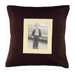 Family Heirloom Photo Accent Pillow