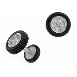 Wheel Cufflinks