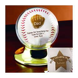 Dad Baseball