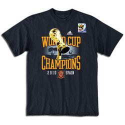 Spain 2010 World Champions T-Shirt
