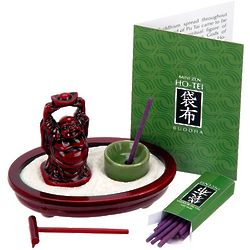 Laughing Buddha Tabletop Zen Garden