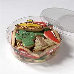 Handpainted Mexicana Cookies