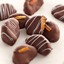 Hand-Dipped Chocolate Mandarin Oranges
