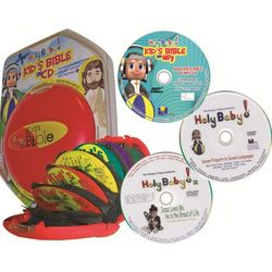 Holy Baby! Kid's Bible CD Set