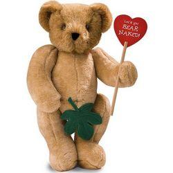 """15"""" Let's Get Bear Naked Teddy Bear"""