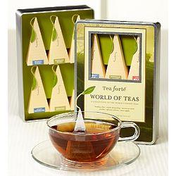 World of Teas Gift Tin