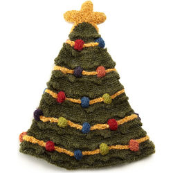 Handmade Christmas Tree Hat
