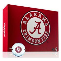 Alabama Crimson Tide Collegiate Golf Balls