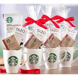 Starbucks and Tazo Gift Mugs