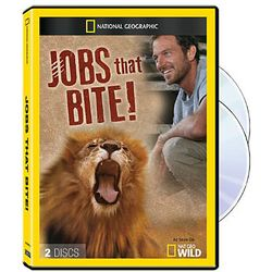 Jobs That Bite! DVD