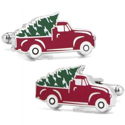 Holiday Truck Cufflinks