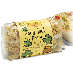 Shamrock and Clover Pasta