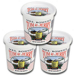 Mrs Bowen's Tom and Jerry Drink Mix 3 Pack