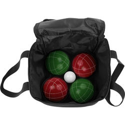 Full Size Bocce Ball Set with Carrying Case