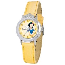 Personalized Disney Snow White Crown Watch