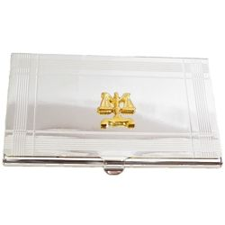 Legal Business Card Case