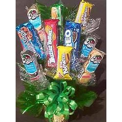 Cookie Snack Attack Bouquet