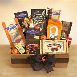 Ghoulish for Ghirardelli Treat Box