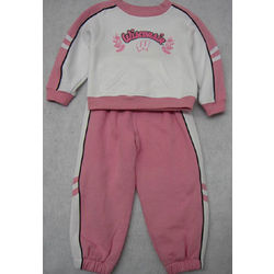 Badgers Toddler Girls Jog Set